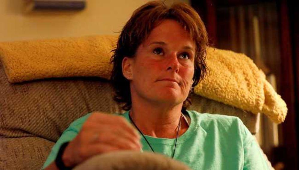 Mary Mchale, una de las tantas víctimas que ha sufrido abusos sexuales en Pensilvania