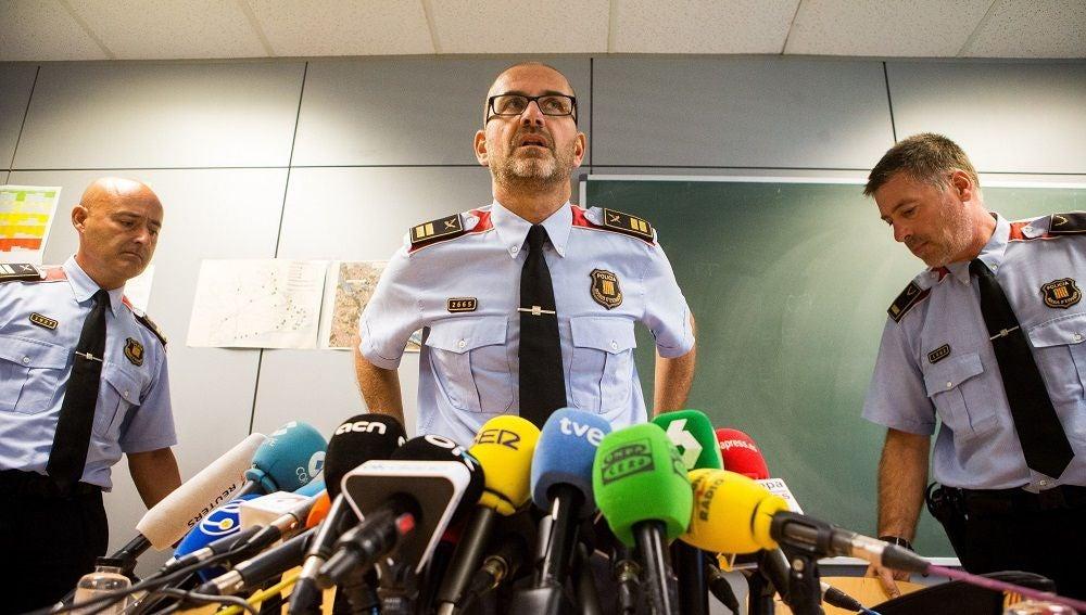 El comisario Rafael Comes, jefe de la Comisaría Superior de Coordinación Central