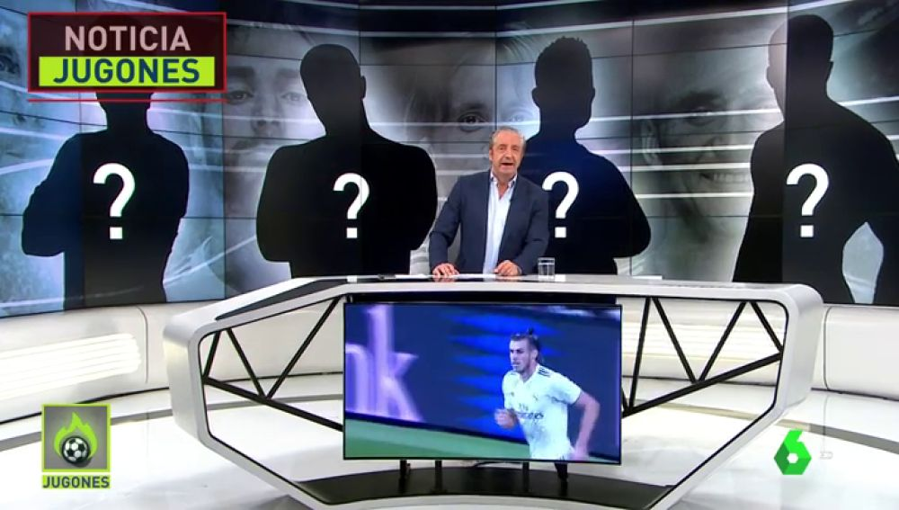 "Josep Pedrerol: ""El Real Madrid no se plantea fichar a nadie""."
