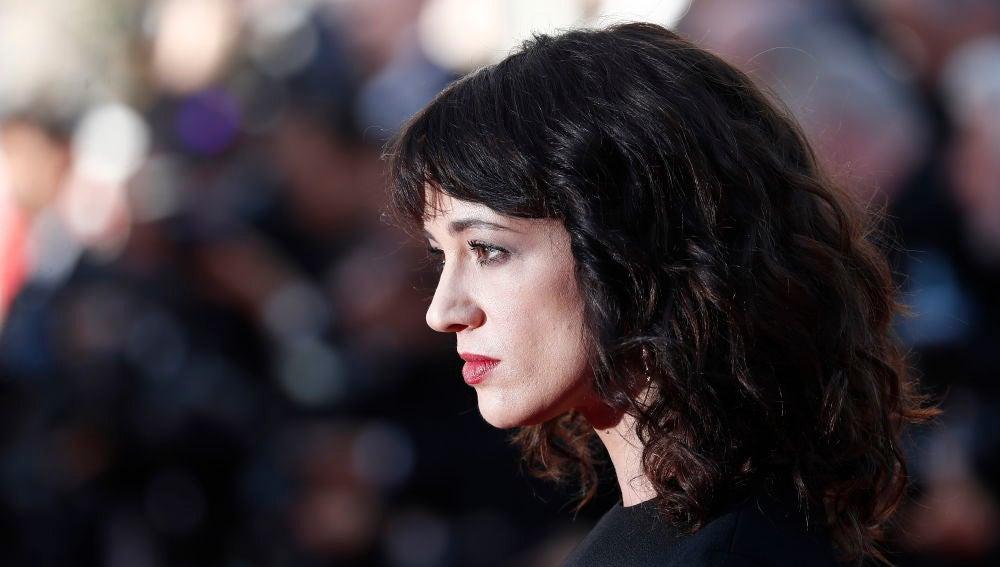 Asia Argento, actriz y directora italiana