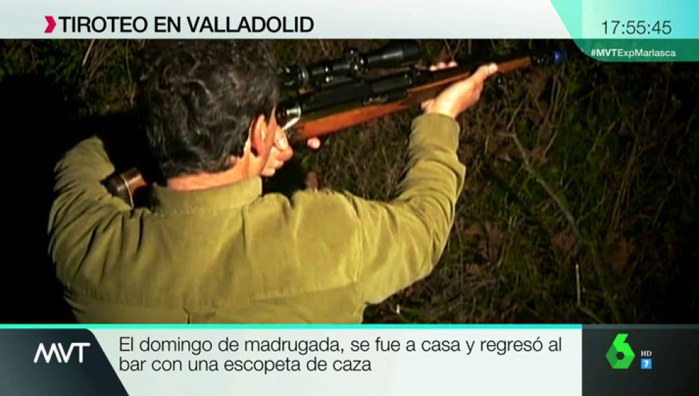 Trabajador, conflictivo, aficionado a la caza...así definen algunos vecinos al presunto asesino de un hombre en Valladolid