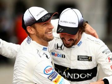 Jugones (21-08-18) Button da la clave para que Fernando Alonso vuelva a la Fórmula 1 en el futuro