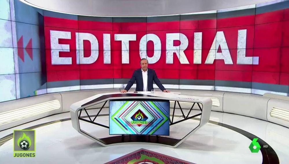 """Josep Pedrerol: """"El Balón de Oro y el The Best tienen que ser para Modric"""""""