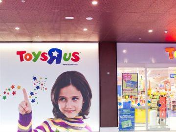 Imagen de archivo de una tienda de Toys r us