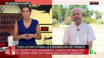 """Bonifacio Sánchez denuncia que el Estado no ha reparado a las víctimas: """"No puede ser que haya personas de 90 años esperando para sacar a sus familiares de las cunetas"""""""