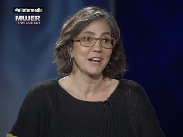 Carolina del Olmo en El Intermedio