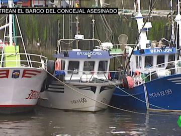 Rastrean el barco del concejal de IU asesinado en Llanes al que se dirigía la mañana del suceso