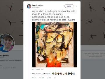Hilo de Twitter de Beatriz Póchez