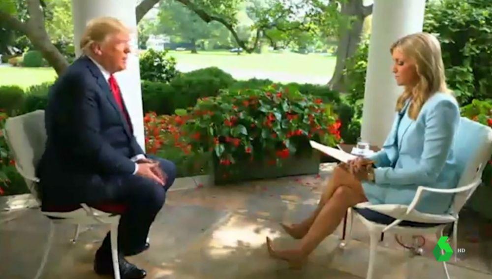 """Donald Trump reconoce que pagó a dos mujeres por su silencio: """"El dinero salió de mi bolsillo"""""""