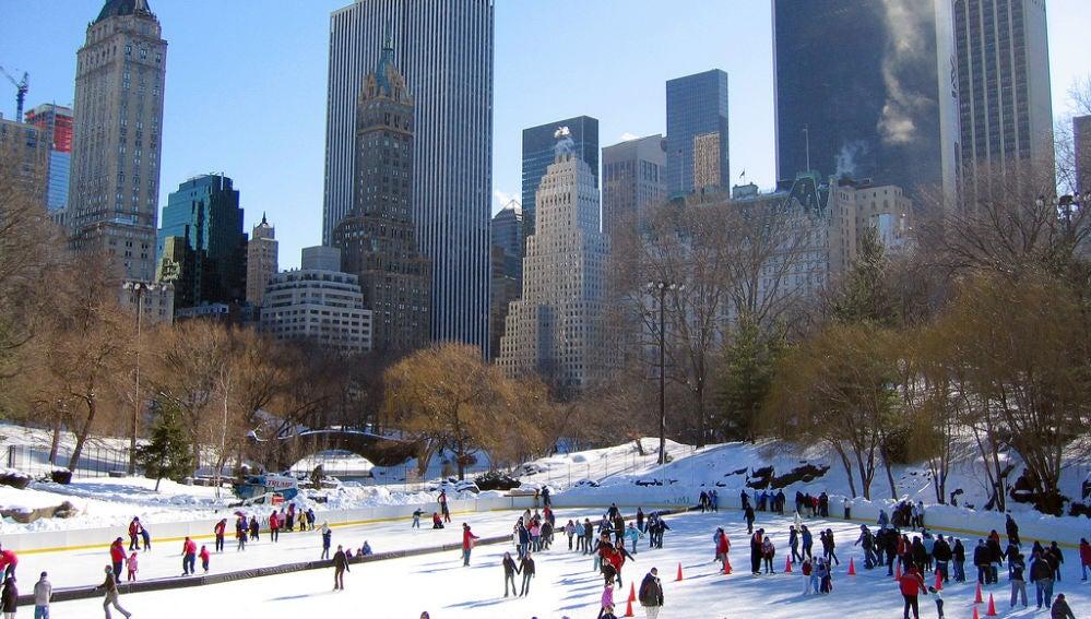 Nueva York en invierno