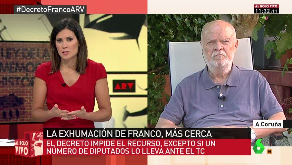 Juan Antonio Martín Pallín en ARV.