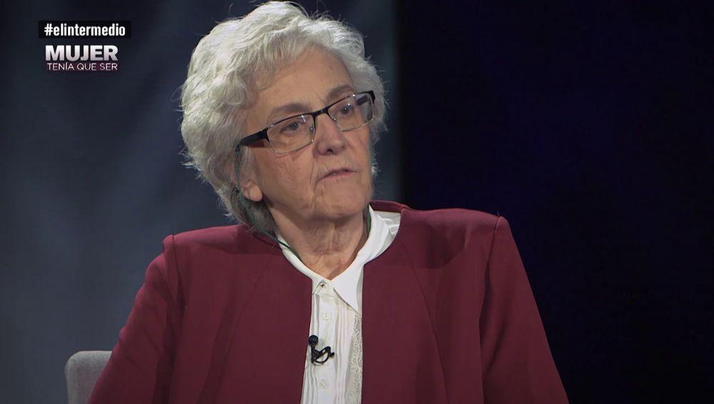 Soledad Gallego-Díaz en Mujer tenía que ser