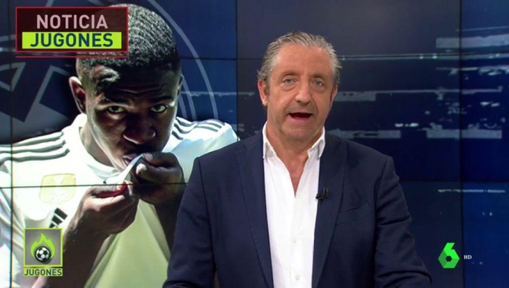 """Josep Pedrerol: """"Vinícius Jr. jugará con el Real Madrid Castilla"""""""