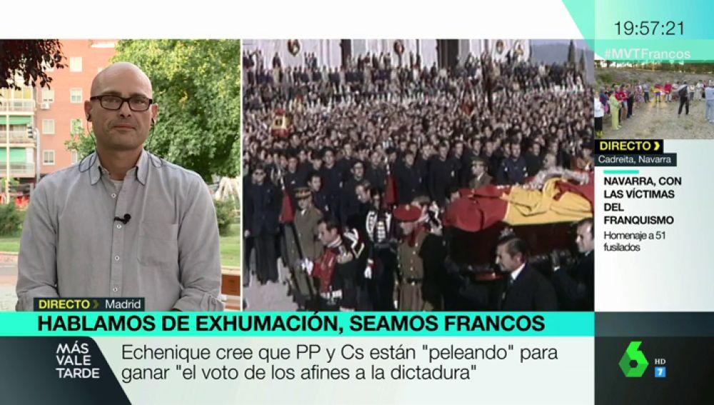 """Txema Guijarro: """"Son el Partido Popular y Ciudadanos los que tendrán que explicar una oposición tan extemporánea"""""""