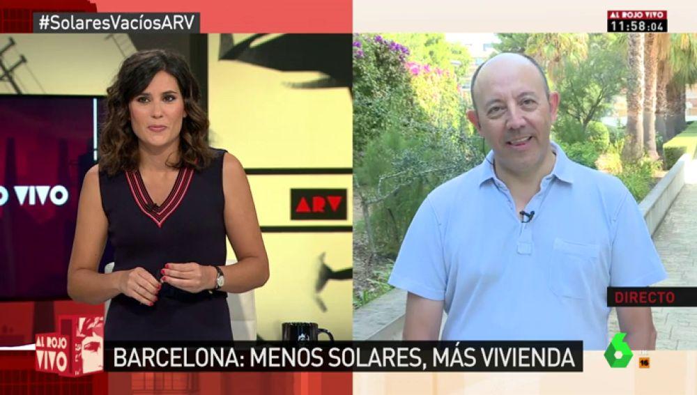 """Bernardos, crítico con la política de vivienda de Colau: """"Ni el precio del alquiler ha bajado ni ha dado cobijo a personas con necesidades sociales"""""""