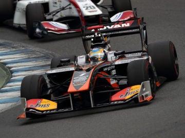 Hiroaki Ishiura Super Fórmula 2018 Motegi Rd5