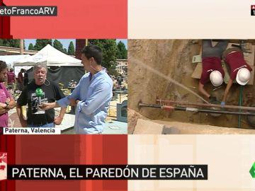 Paterna, el paredón de España