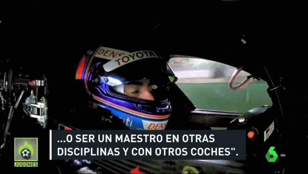 Fernando Alonso quiere ser el mejor piloto de la historia: desvelamos el reto que se ha marcado