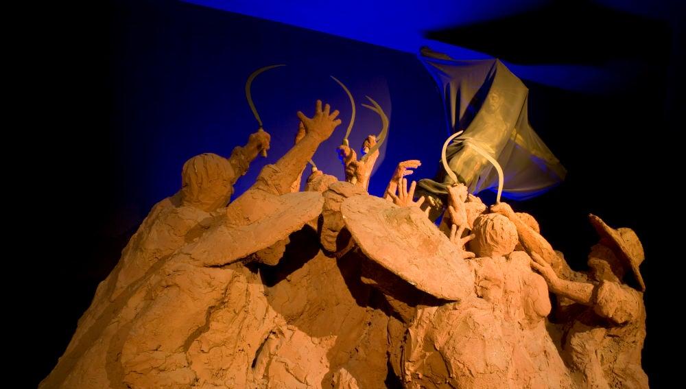 Escultura de la Guerra dels Segadors