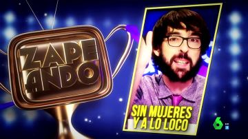 'Sin mujeres y a lo loco', ¡Claro ganador del Premio 'Sucedió en Zapeando'!