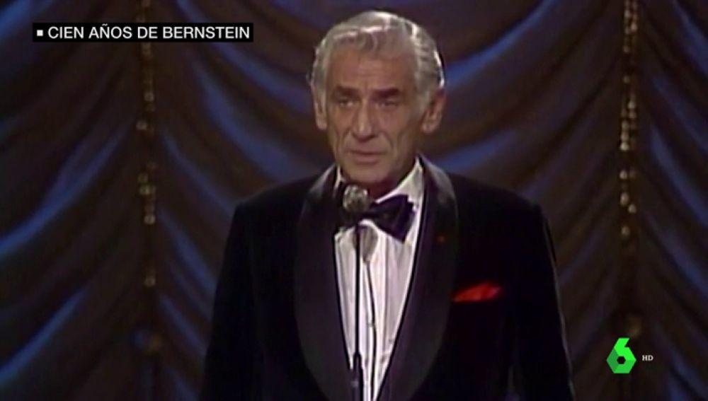 Imagen de Leonard Bernstein