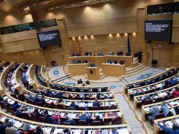 Foto del Senado español