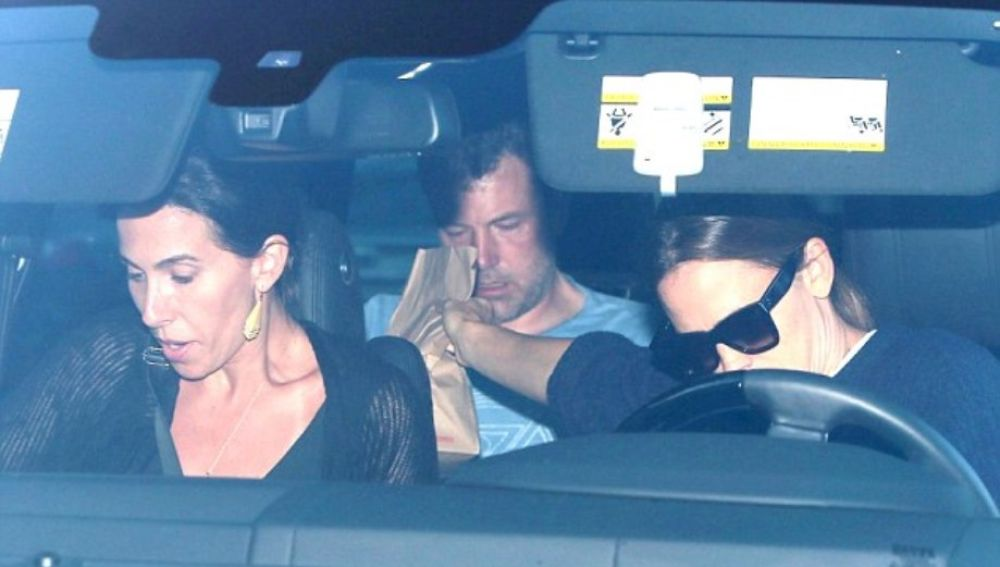 Jennifer Garner lleva a Ben Affleck a desintoxicación
