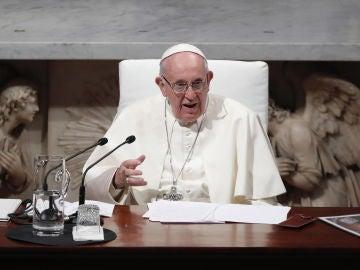 El papa Francisco en Irlanda