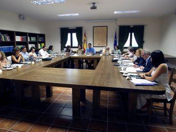 Reunión de Pedro Sánchez con sus ministros para abordar la agenda política
