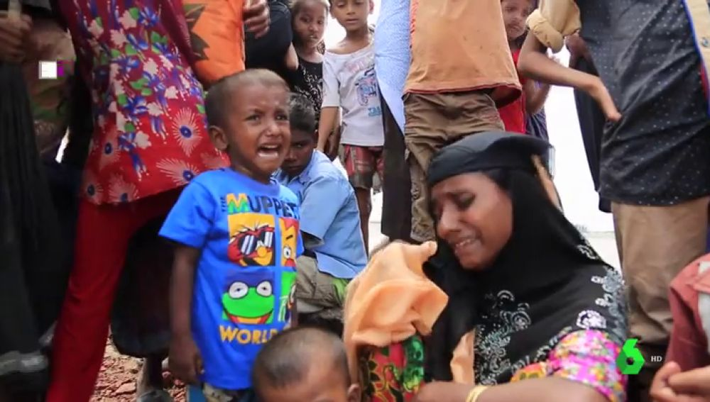 La dura realidad de los rohinyás en Cox's Bazar