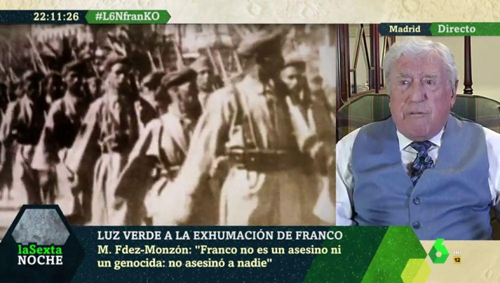 El general en la reserva Fernández-Monzón