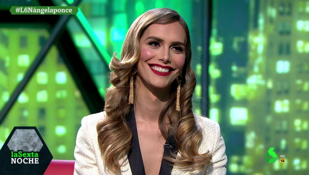 Ángela Ponce, miss Universo España