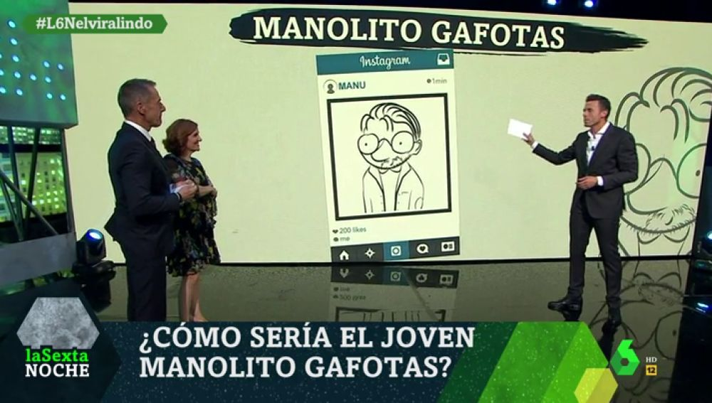 ¿Cómo sería el joven Manolito Gafotas en la actualidad?