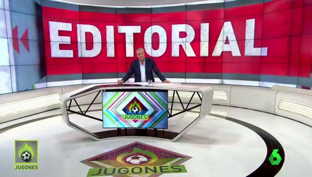 """Josep Pedrerol:  """"Griezmann, el mejor premio es que te valoren los tuyos"""""""