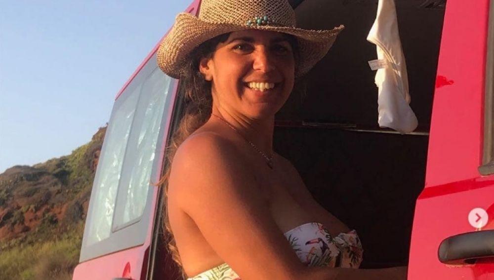 Teresa Rodríguez anuncia que está embarazada