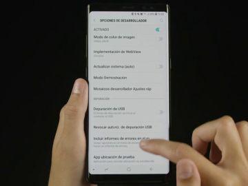 Descubre cómo acceder al menú oculto de Android y encuentra información relevante de tu móvil que desconocías