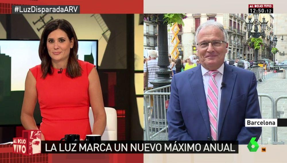"""Josep Bou: """"El empresario está muy afectado, ya no hay moral para invertir en Cataluña"""""""