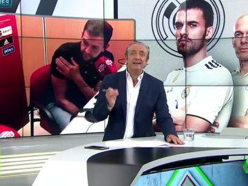 Dani Ceballos ha 'rajado' sobre como gestionó Zidane el vestuario del Madrid