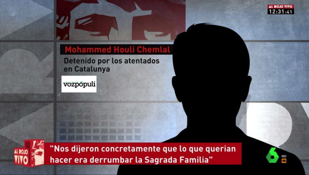 """""""Querían derrumbar la Sagrada Familia con explosivos"""": los audios de la confesión de la célula terrorista que atentó en Barcelona el 17A"""