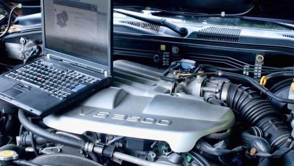 Reprogramación motor