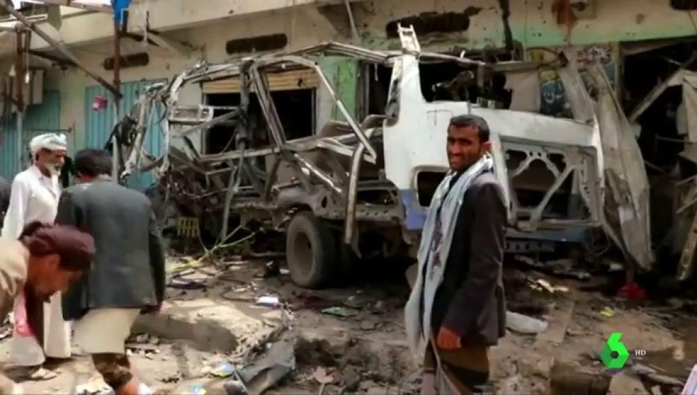 Agosto el mes mas duro en Yemen