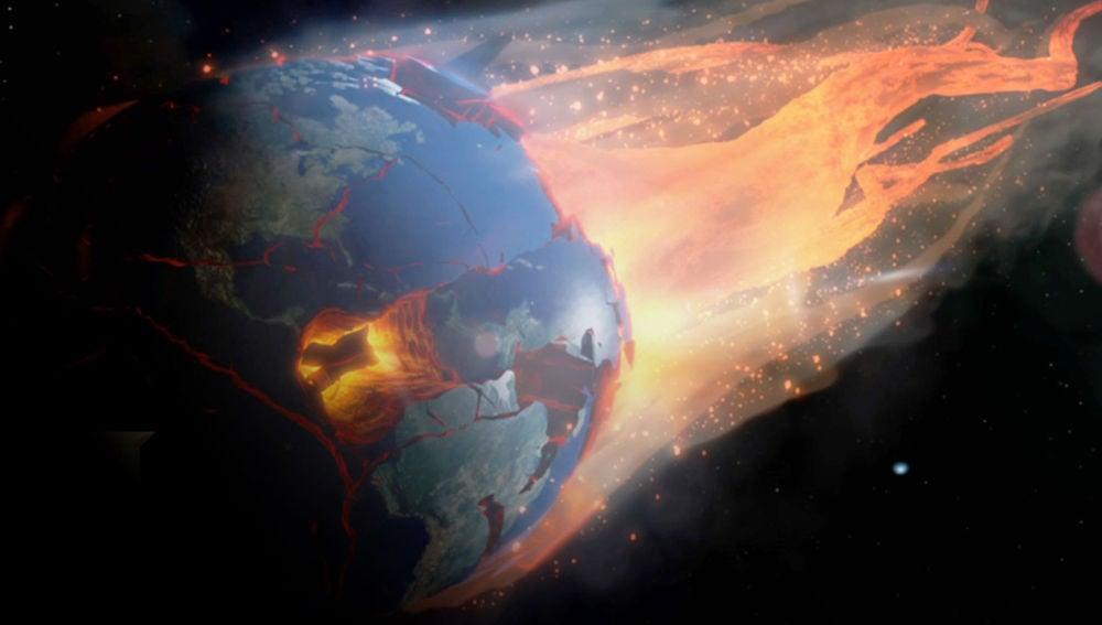 T1 El fin del mundo: 10 formas de destruir la tierra (Sección)