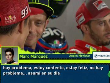 MarquezRespondeJugones