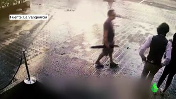 Robo de relojes en Barcelona