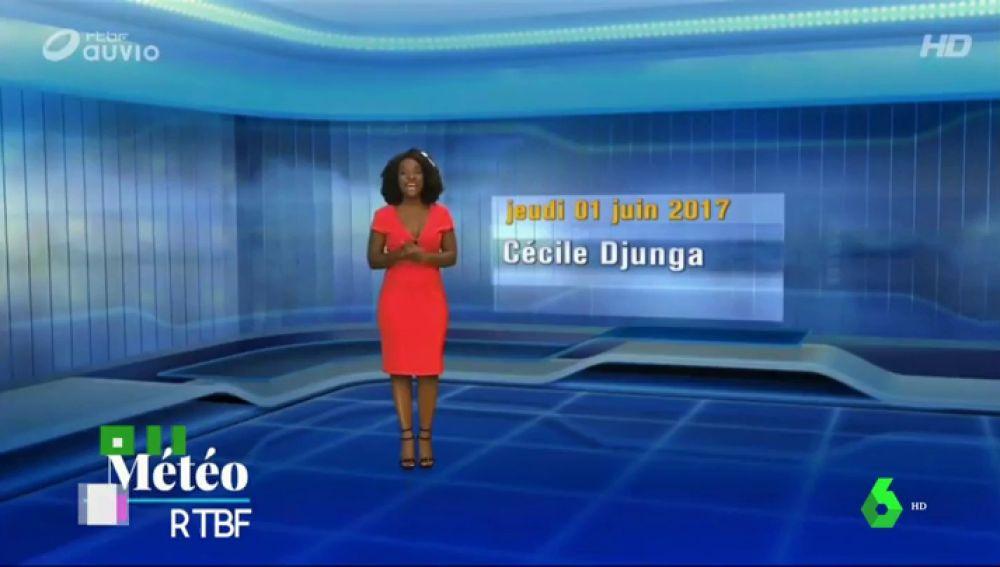 """""""Una mujer llamó para decirme que era demasiado negra"""": la presentadora del tiempo de la televisión pública belga estalla ante el racismo"""