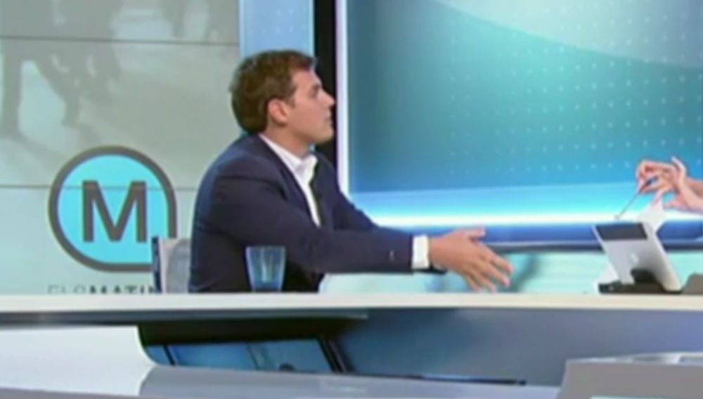 Albert Rivera en TV3