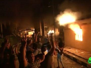 Graves protestas por los escasos recursos en Basora