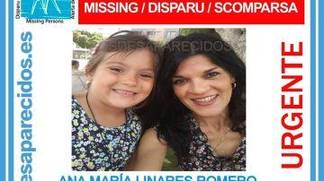 Alerta de SOS Desaparecidos.