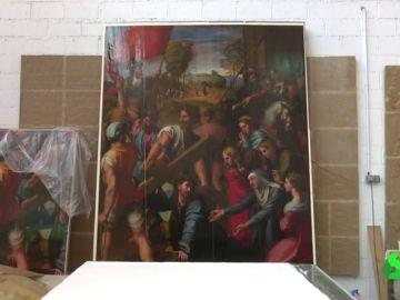 Los museos de España explican algunas formas para recuperar la historia de las obras maestras perdidas
