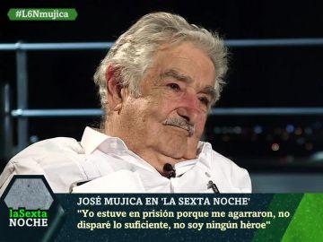 José Mujica en laSexta Noche